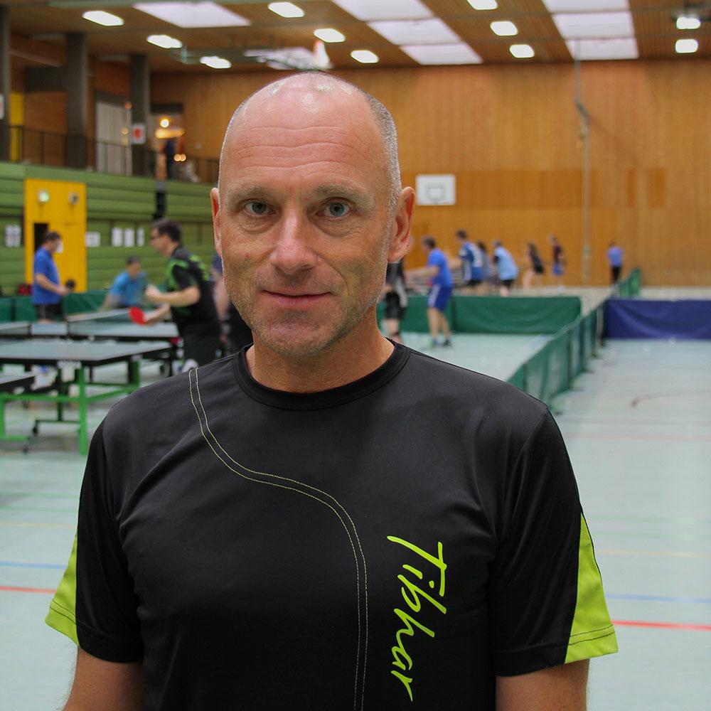 Trainer Matthias Näf - Tischtennis Institut Thomas Dick