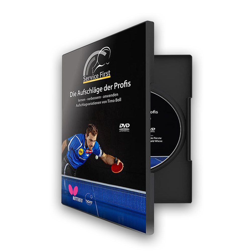 Tischktennis-Institut Thomas Dick - DVD