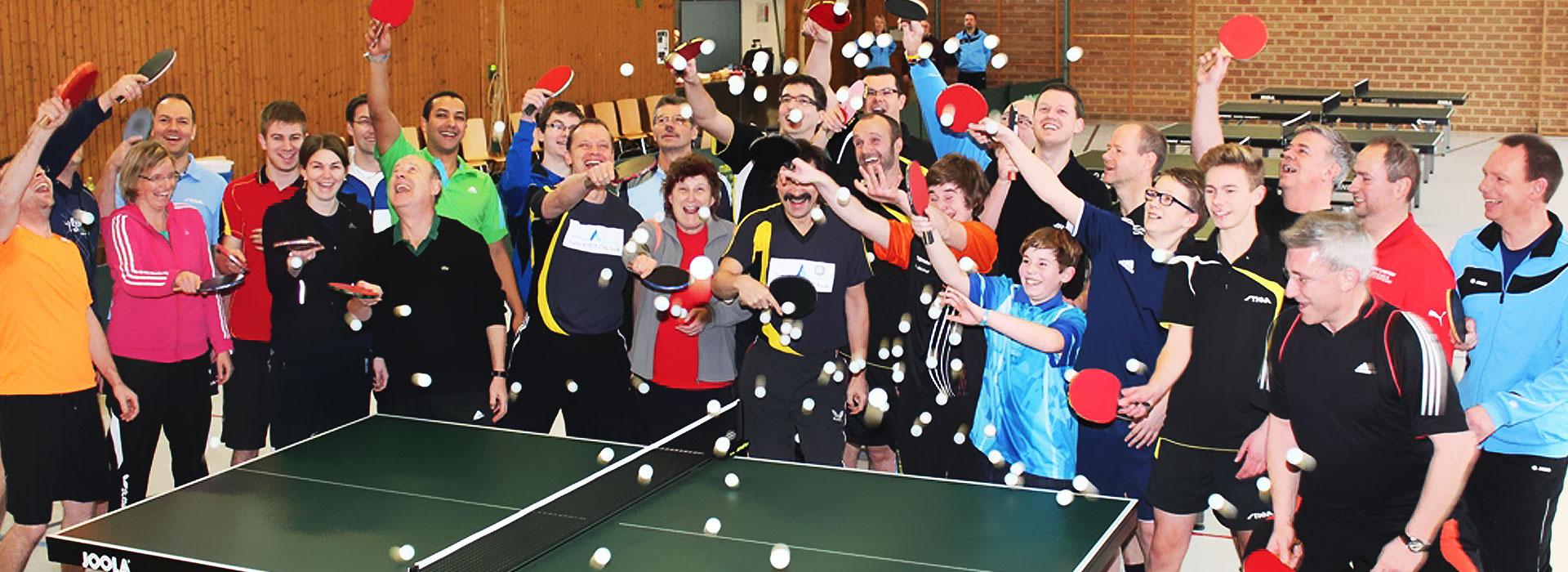 Profitöre - Tischtennis-Institut Thomas Dick