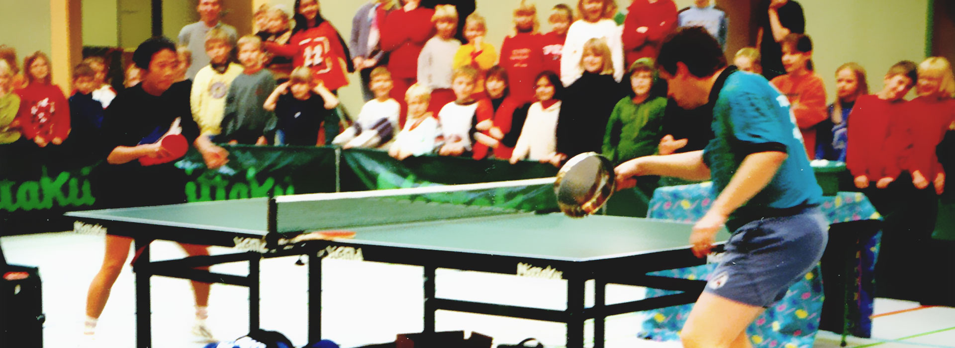 Tischtennis-Institut Thomas Dick - Spaß Demos