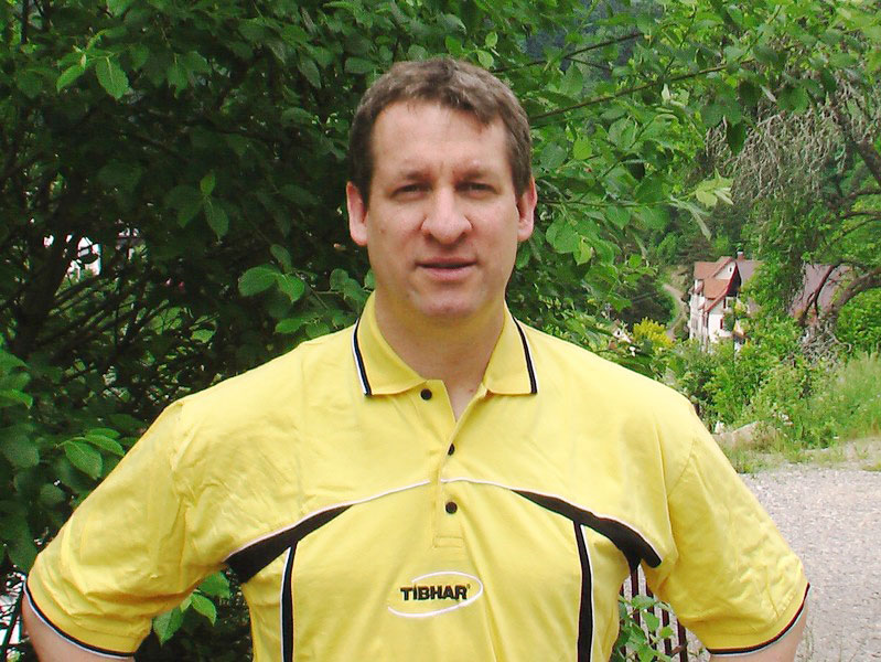 Tischtennis-Institut Thomas Dick - professioneller Traininer