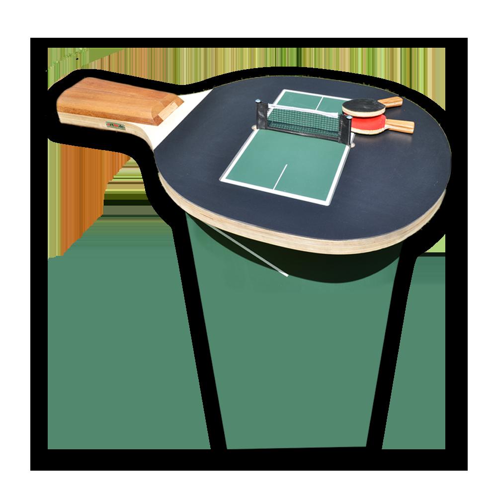 Tischtennis-Institut Stehtisch