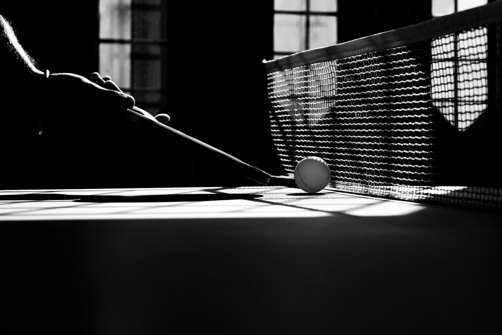 sterben einer Sportart - Tischtennis-Institut Thomas Dick