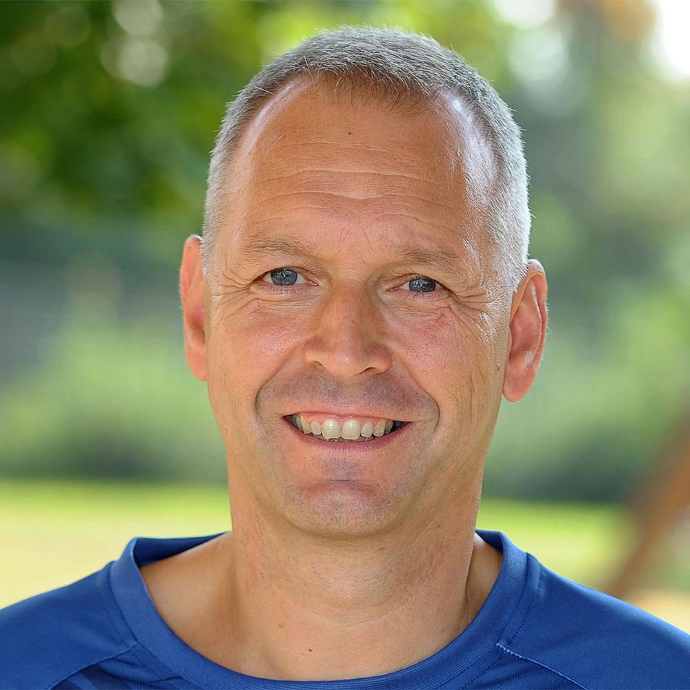 Ralf HAMRIK (Diplomtrainer Tischtennis)
