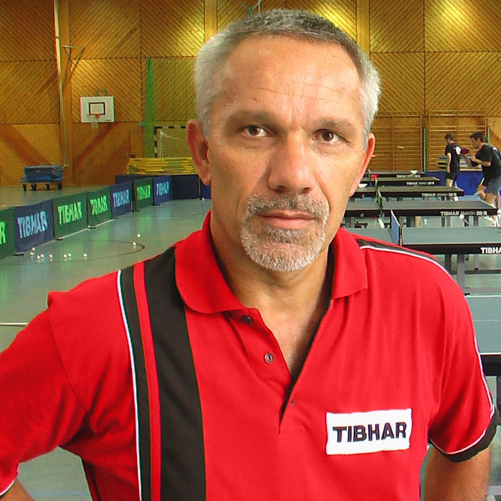Trainer - Roman Plese - Tischtennis Institut Thomas Dick