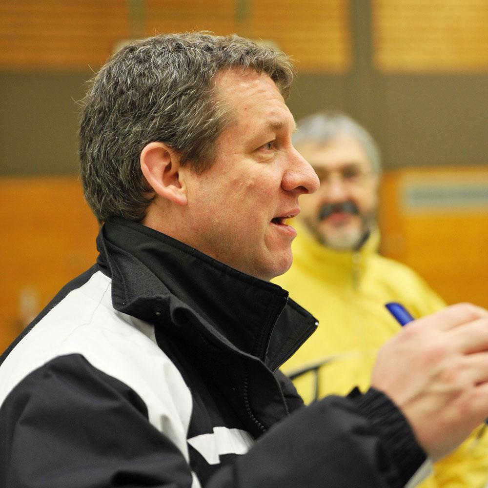 Thomas Dick - Trainer beim Tischtennis-Institut
