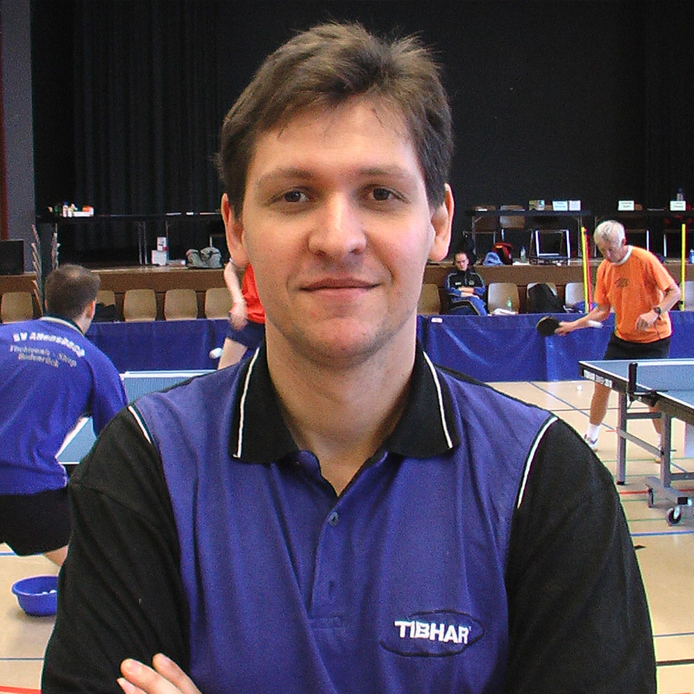 Trainer Thomas Reum - Tischtennis Institut Thomas Dick