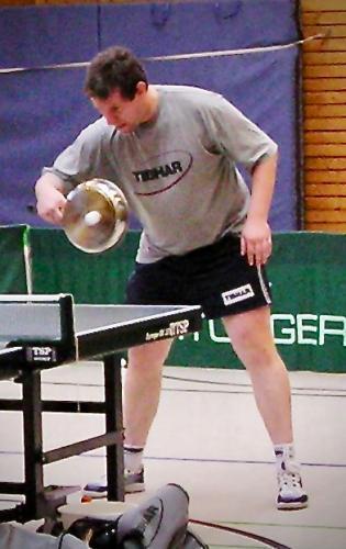 Tischtennis-Institut Thomas Dick  - 1
