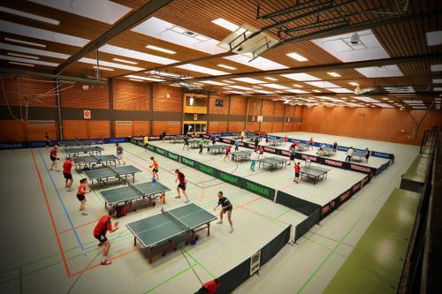 Tischtennis-Institut Thomas Dick  - 14
