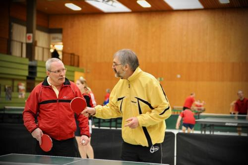 Tischtennis-Institut Thomas Dick  - 15
