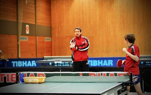 Tischtennis-Institut Thomas Dick  - 16