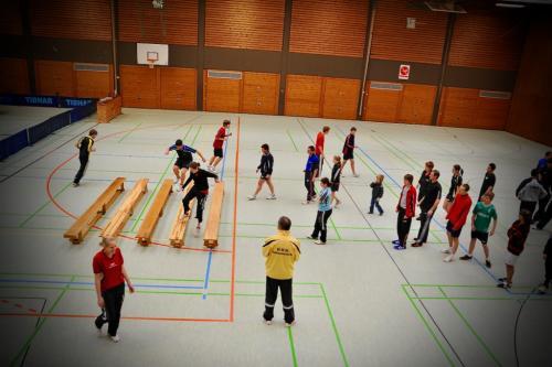 Tischtennis-Institut Thomas Dick  - 17