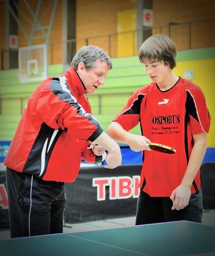 Tischtennis-Institut Thomas Dick  - 19