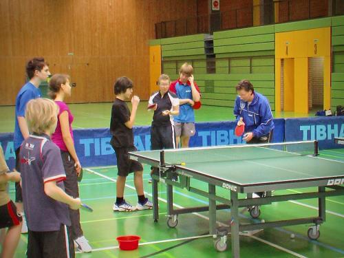 Tischtennis-Institut Thomas Dick  - 25