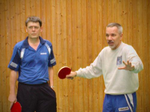 Tischtennis-Institut Thomas Dick  - 26