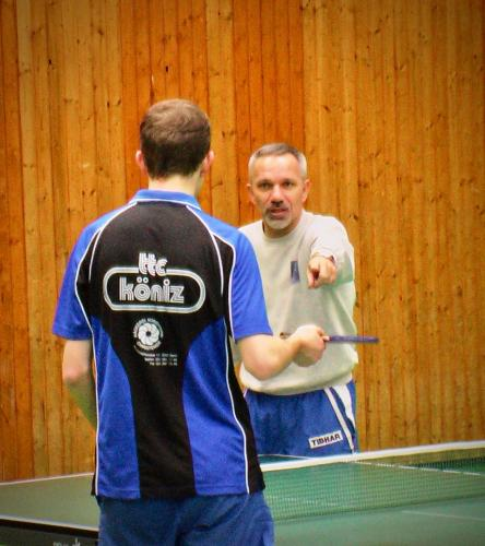Tischtennis-Institut Thomas Dick  - 27