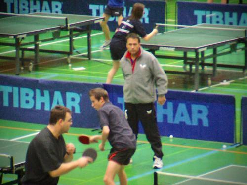 Tischtennis-Institut Thomas Dick  - 28