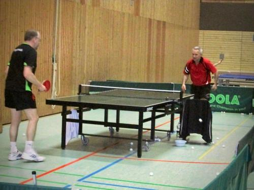 Tischtennis-Institut Thomas Dick  - 36