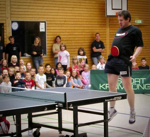 Tischtennis-Institut Thomas Dick  - 38