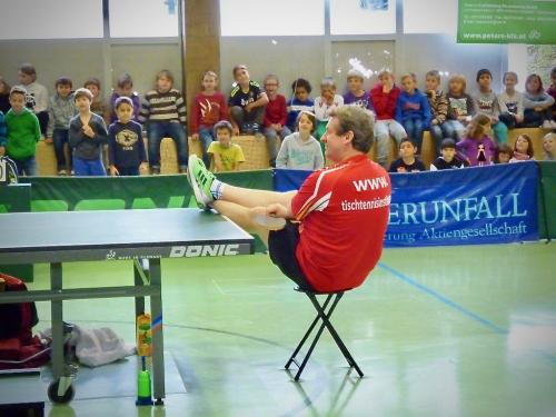 Tischtennis-Institut Thomas Dick  - 40
