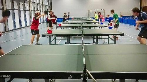 Tischtennis-Institut Thomas Dick  - 5